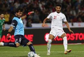 اظهارات مربی و بازیکنان عراق بعد از پیروزی مقابل ایران