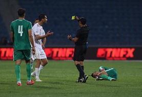 شجاعی و پورعلی گنجی دیدار بعدی تیم ملی را از دست دادند + عکس