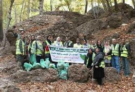 پاکسازی، کاشت نهال و نه به زباله برای محیط زیست
