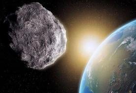 گذز ۲ سیارک از کنار کره زمین!