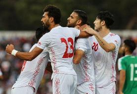 پایان سال ۲۰۱۹ برای تیم ملی فوتبال با رده سی و سوم جهان