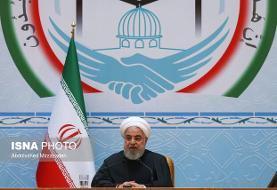 منطقه ما باید توسط کشورهای منطقه اداره شود/فلسطین و قدس شریف مساله اول جهان اسلام است
