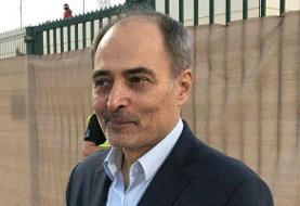 سفر عضو هیات رئیسه فدراسیون فوتبال به اردن