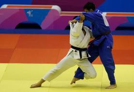 قهرمانی آذربایجان شرقی در رقابت های جودوی جوانان ایران