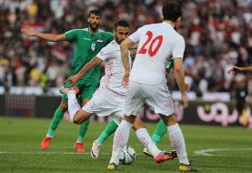 مقدماتی جام جهانی ۲۰۲۲ قطر | شوک به ایران در اردن