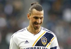 اشاره کنایهآمیز ابراهیموویچ به پایان دوران بازیگریاش در MLS