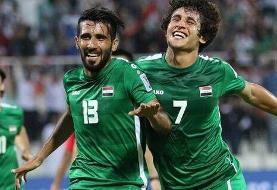 هدیه نماینده تویوتا به گلزنان عراق مقابل ایران