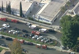 تیراندازی در یک دبیرستان ایالت کالیفرنیا/ ۶ زخمی