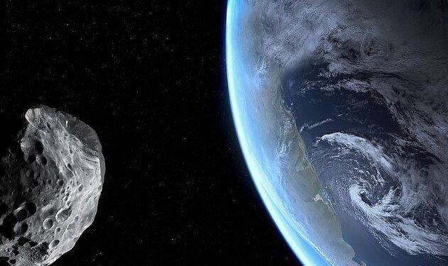 جزییات عبور ۲ سیارک از کنار زمین