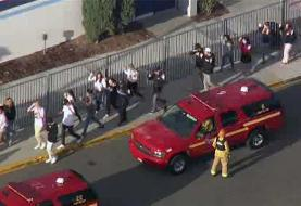 At least 7 people shot at US high school near Los Angeles