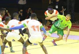 صعود کنیا به فینال کبدی جوانان جهان با شکست پاکستان