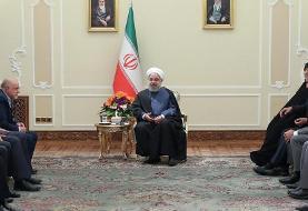 دفاع روحانی از افزایش قیمت بنزین: مدتها بود به فکر حمایت از اقشار ضعیف ...