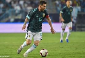 بازگشت مسی به تیم ملی با گل و پیروزی برابر برزیل