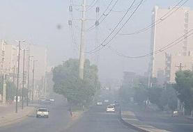 باد به کمک تهران آمد؛ خوزستان، همچنان آلوده