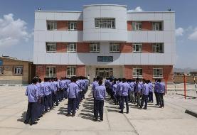 آیا بنیاد برکت مدارس خود را به اشخاص خاص به عنوان مدرسه غیر دولتی واگذار میکند؟