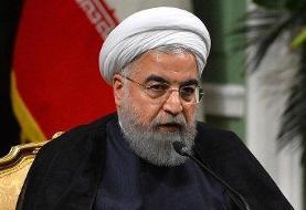 روحانی: افزایش قیمت بنزین به نفع مردم است