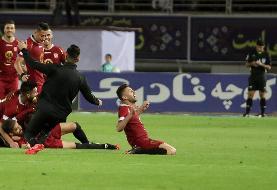 شهرخودرو به صدر جدول لیگ برتر فوتبال صعود کرد