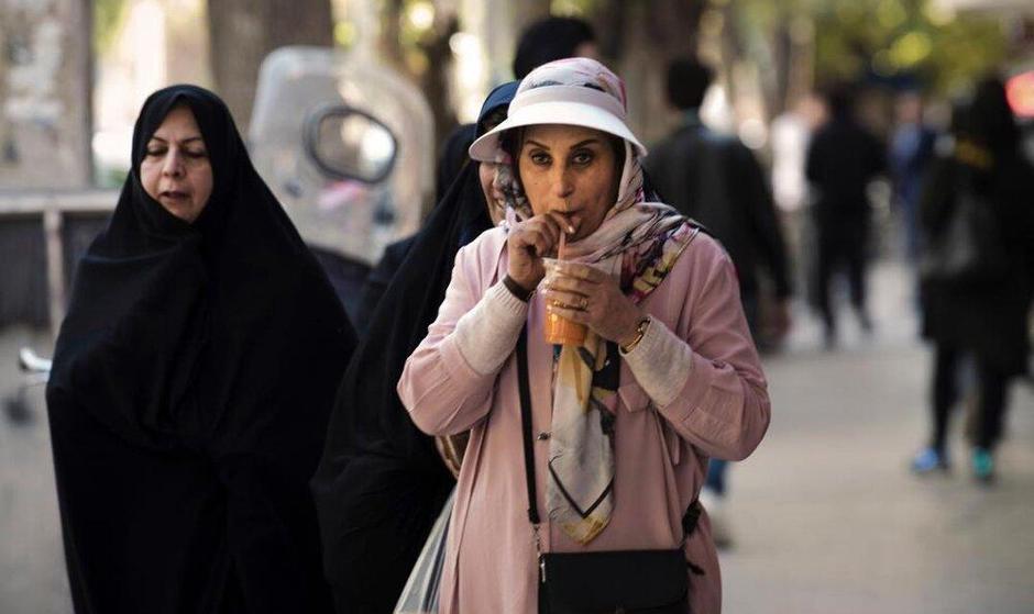 اولین تصویر از فاطمه معتمدآریا در «عامهپسند»