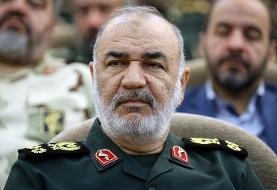 سردار سلامی: سپاه از امنیت، عزت، اقتدار و کرامت امت اسلامی دفاع میکند