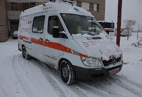 استقرار ۱۲۰ آمبولانس در معابر پرتردد تهران