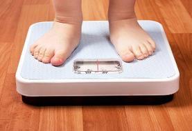 چنبره چاقی بر ۱۷ درصد کودکان ایرانی در سن مدرسه