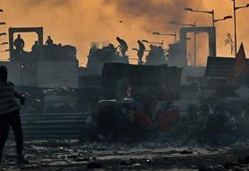 افزایش تعداد قربانیان تیراندازی در بغداد