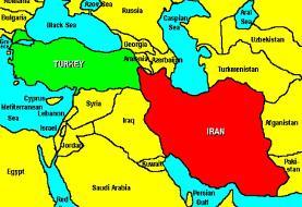 معادله ایران، ترکیه و اسرائیل در خاورمیانه بدون عرب