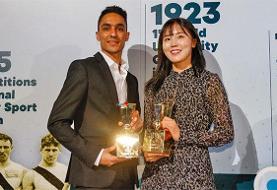تکواندوکار ایرانی بهترین ورزشکار مرد سال ۲۰۱۹ انتخاب شد