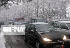 توقف کامل خودروها در ۲ بزرگراه تهران