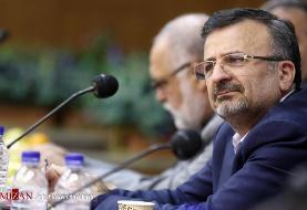 وزیر ورزش با استعفای داورزنی موافقت کرد