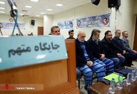 در نهمین جلسه دادگاه علی دیواندری چه گذشت؟