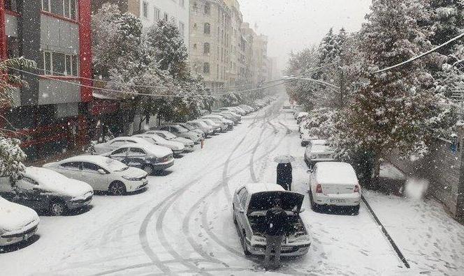 مدیرکل خدمات شهرداری: ترافیک صبح امروز تهران فقط به دلیل برف نبود