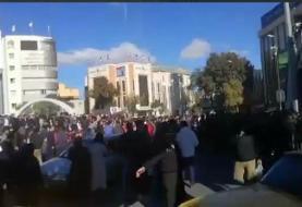 روایت خبرگزاری قوه قضائیه از اعتراض مردم به گرانی بنزین