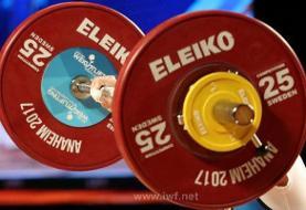 نخستین مدال وزنهبرداری بانوان ایران به دست آمد