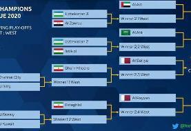 سهمیه ایران در آسیا همچنان ۲+۲