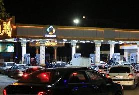 آسیب ۱۵ جایگاه سوخت در استان اصفهان در پی حمله مردم