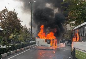 آخرین آمار و اخبار از اعتراضات بنزینی