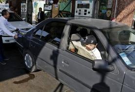 سهمیه بنزین آژانس های درون شهری و خودروهای بین شهری مشخص شد