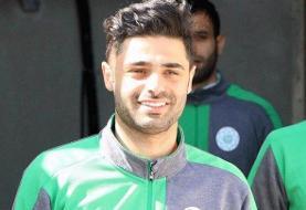 حسین ابراهیمی: مقابل پرسپولیس به مساوی هم راضی هستیم