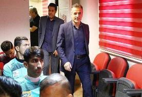 اطمینان خاطر مدیرعامل پرسپولیس به سیدجلال حسینی