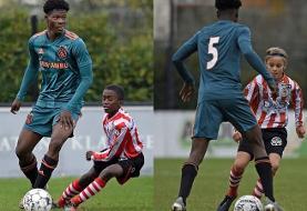 غول بچهای ۱۴ ساله که در دنیای فوتبال اروپا غوغا بپا کرد!