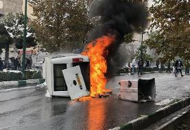 تحلیل سعید مدنی از اعتراضات بنزینی؛ چرخه ادواری خشونت