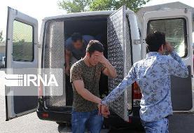 دستگیری کلاهبرداران ۵۰ میلیارد تومانی در آذربایجانشرقی