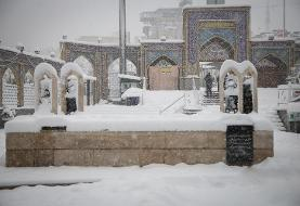 بارش برف و باران طی سه روز آینده در برخی مناطق کشور