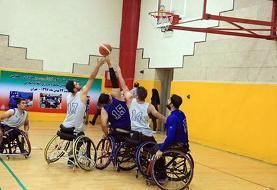 آگین: بازیکنان تیم ملی بسکتبال با ویلچر مرد روزهای سخت هستند