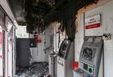 اغتشاشات اشرار به بهانه اعلام نرخ جدید بنزین در مناطقی از تهران