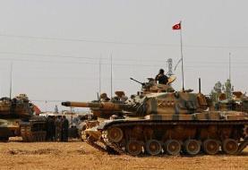 ترکیه تهدید به عملیات جدید در سوریه کرد