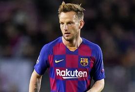 بارسلونا پیشنهاد یک باشگاه لیگ برتری برای راکیتیچ را رد کرد