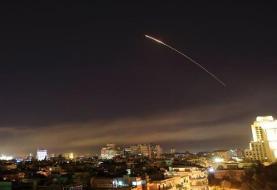 اسرائیل: به اهداف ایرانی و سوری در سوریه حمله کردهایم