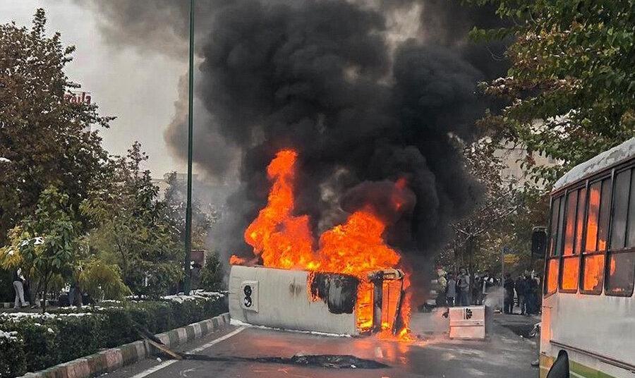 گزارش فرمانده سپاه فارس درباره آخرین وضعیت ناآرامیهای شیراز